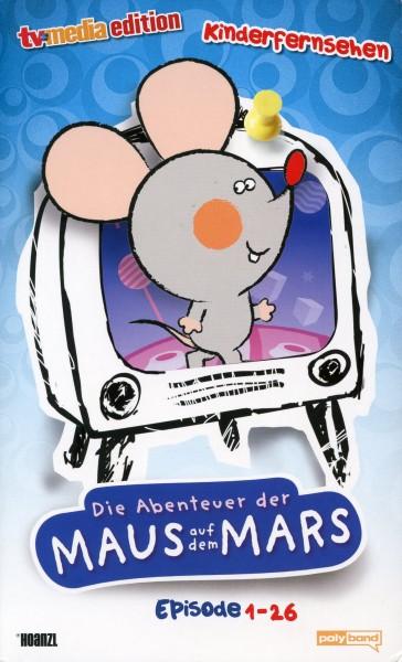 Die Abenteuer der Maus auf dem Mars Vol.1