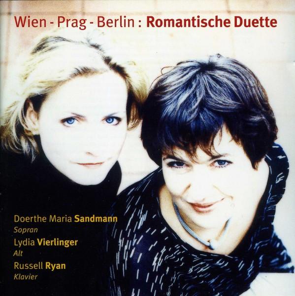 Wien-Prag-Berlin: Romantische Duette