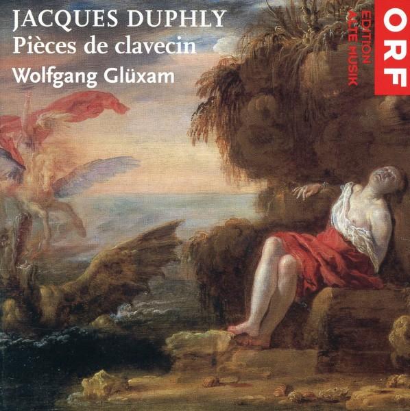 Jaques Duphly: Pièces de clavecin