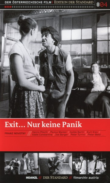Exit... Nur keine Panik