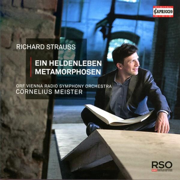 Richard Strauss: Ein Heldenleben / Metamorphosen