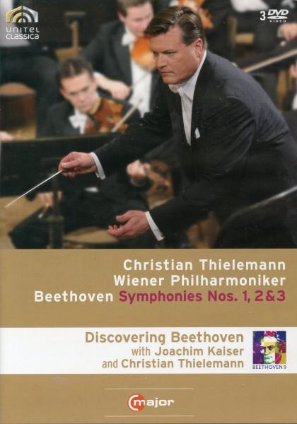 Beethoven: Symphonie Nr. 1, 2 & 3