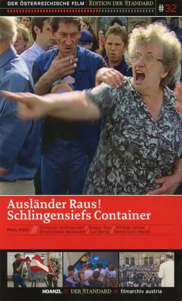 Ausländer Raus! Schlingensiefs Container