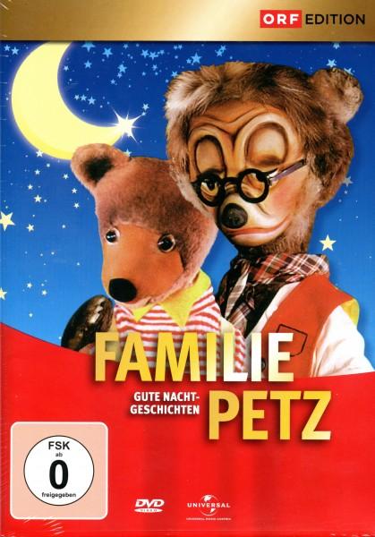 Familie Petz - Gute Nacht Geschichten 3er Box