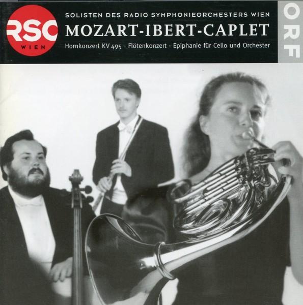 Mozart - Ibert - Caplet