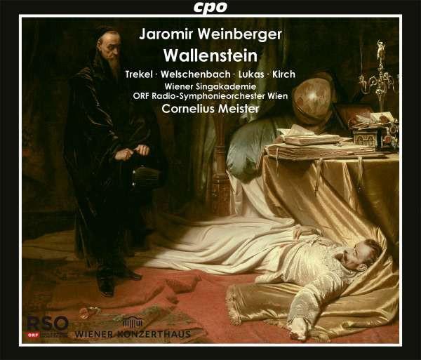 """Vergessene Oper """"Wallenstein"""""""