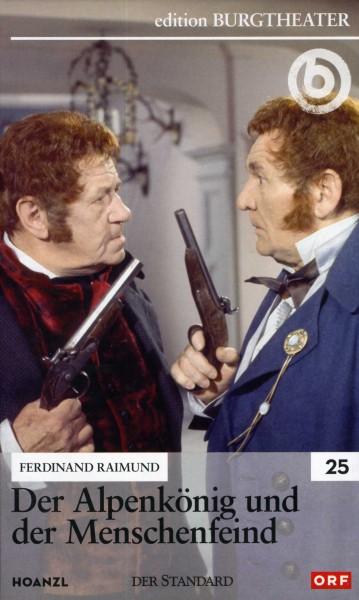 25 Der Alpenkönig und der Menschenfeind