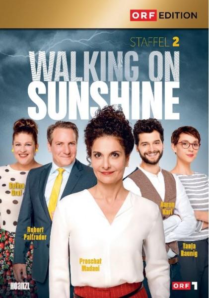 Walking on Sunshine: Staffel 2