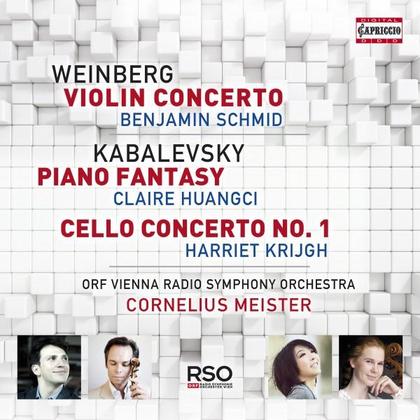 Weinberg / Kabalevsky