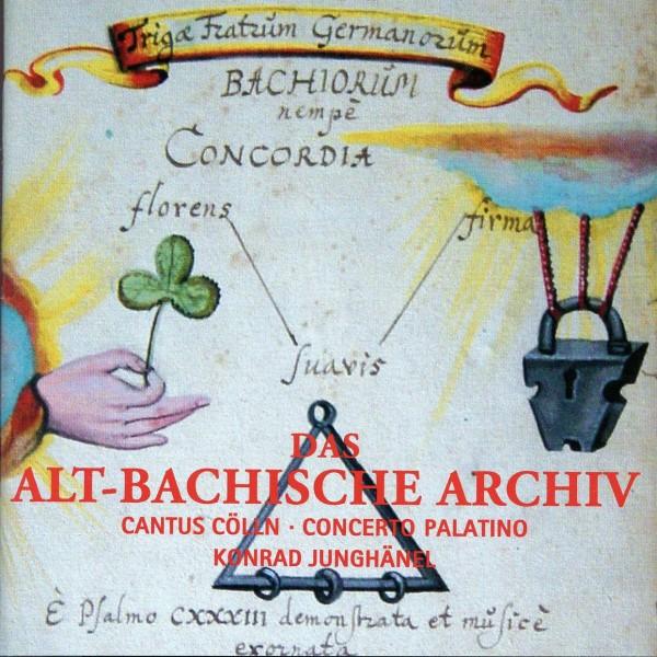 Das Alt-Bachische Archiv