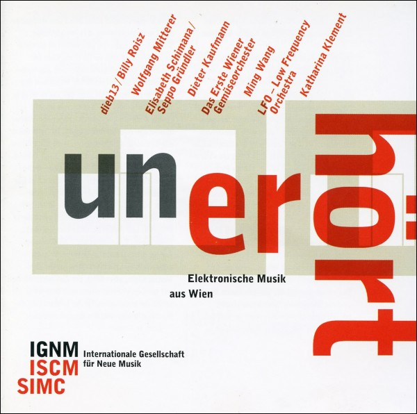 IGNM - Unerhört III