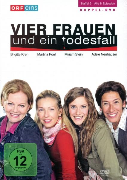 Vier Frauen und ein Todesfall - 6.Staffel