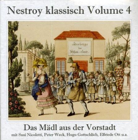 Nestroy klassisch Vol.4