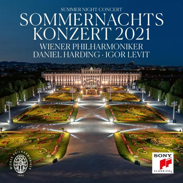 Sommernachtskonzert Schönbrunn 2021 CD