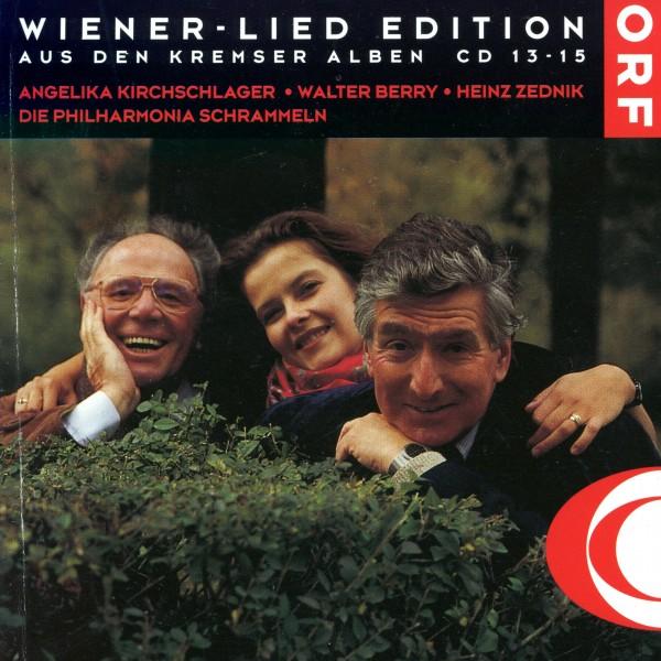 Wiener-Lied Edition: Folge 13-15