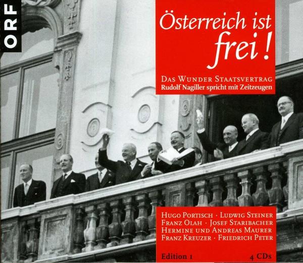 Österreich ist frei! Edition 1