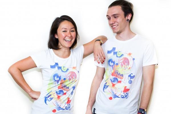 """FM4 T-Shirt """"Zerum"""" (Damen)"""