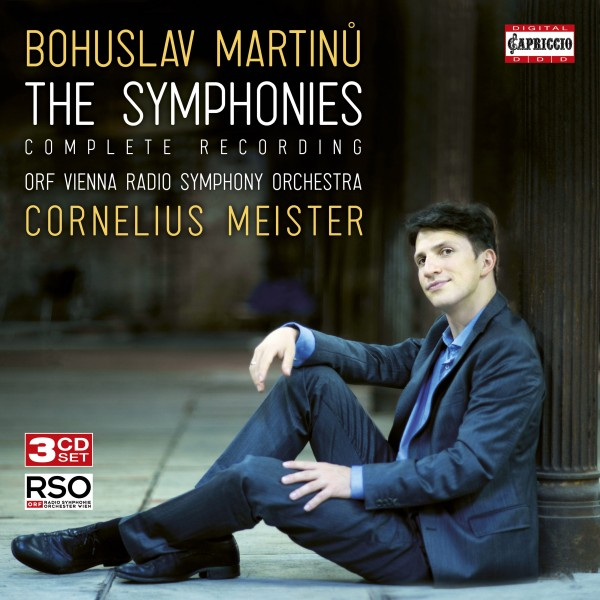 Bohuslav Martinu: Die Sinfonien