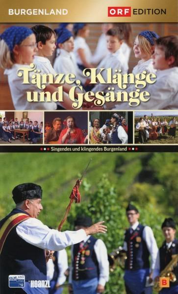 Edition Burgenland: Tänze, Klänge und Gesänge