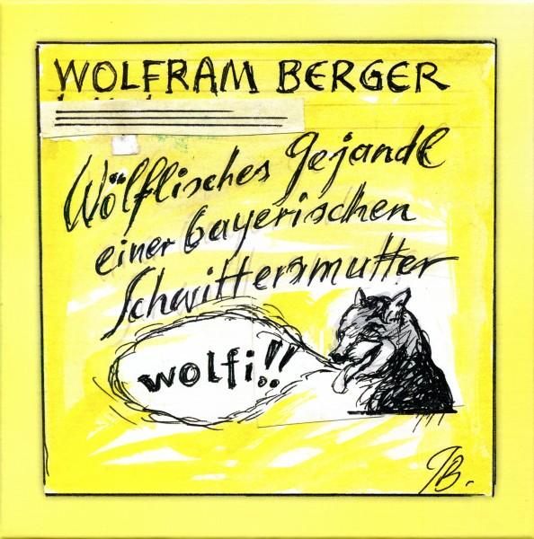 Wolfram Berger x 4