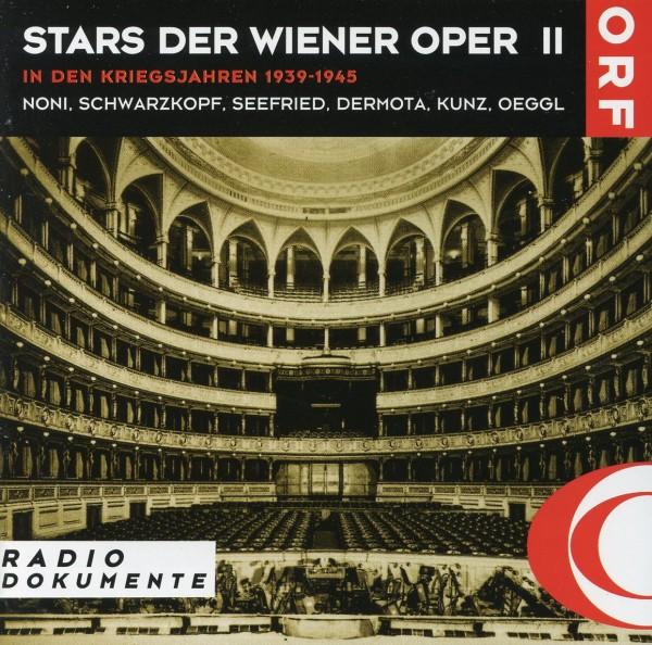 Stars der Wiener Oper II