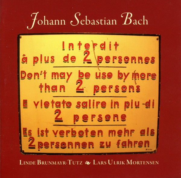 Johann Sebastian Bach - Flute Sonatas