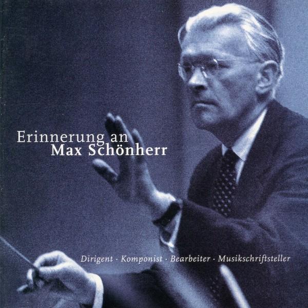 Erinnerung an Max Schönherr