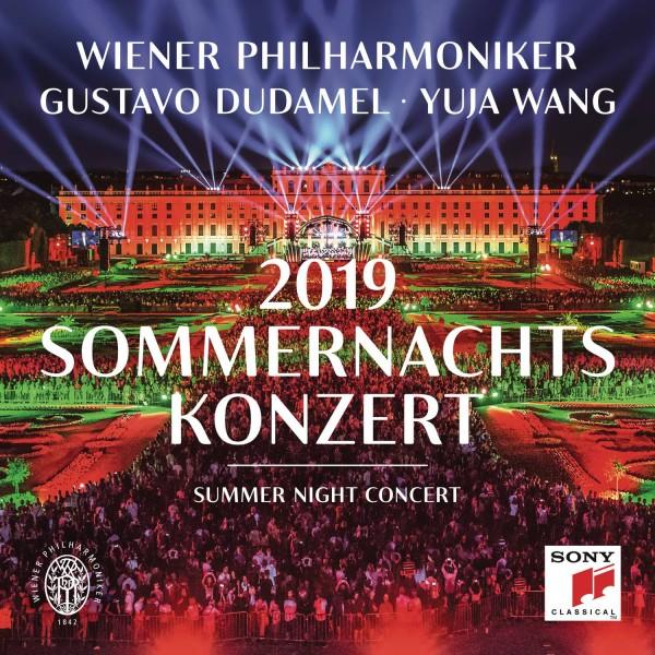 "Sommernachtskonzert Schönbrunn 2019 CD ""Rhapsody in Blue"""