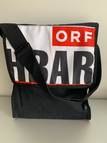 ORF Upcycling Tasche Unikat