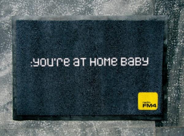 FM4 door mat