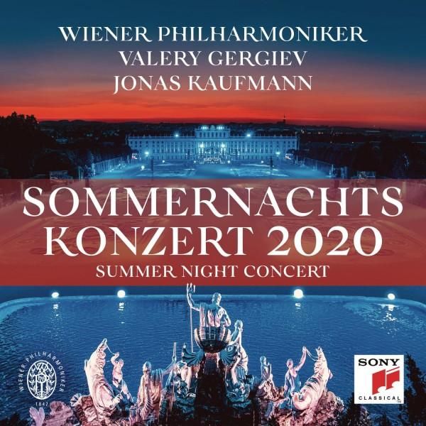Sommernachtskonzert Schönbrunn 2020 CD