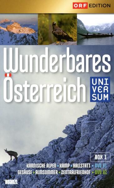 Universum: Wunderbares Österreich Vol.1
