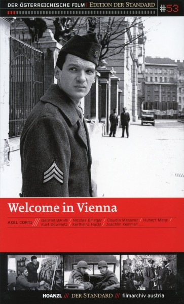 Welcome in Vienna