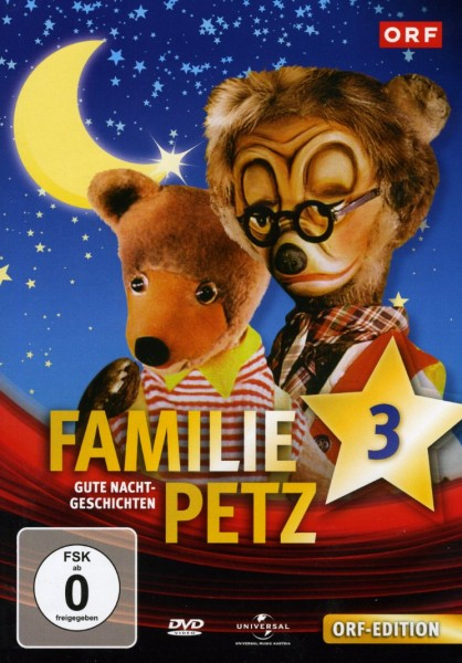 Familie Petz - Gute Nacht Geschichten Nr. 3