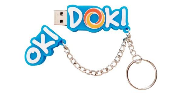 USB-Stick OKIDOKI