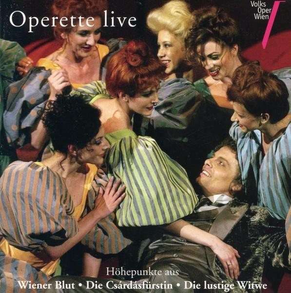 Operette live - Volksoper Wien
