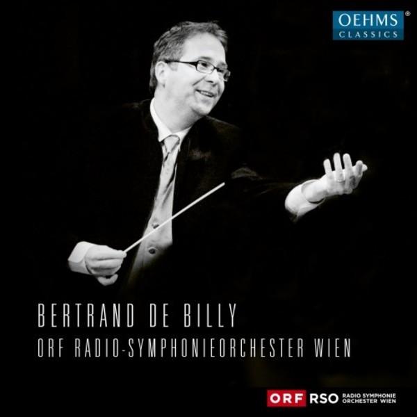 Bertrand de Billy und das ORF Radio Symphonieorchester