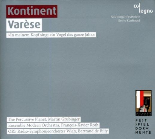 Kontinent - Varèse