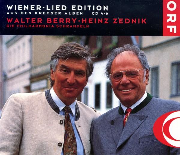 Wiener-Lied Edition: Folge 4-6