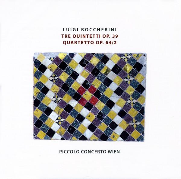 Boccherini - Piccolo Concerto Wien