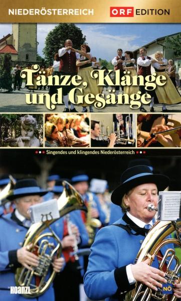 Edition Niederösterreich: Tänze, Klänge und Gesänge