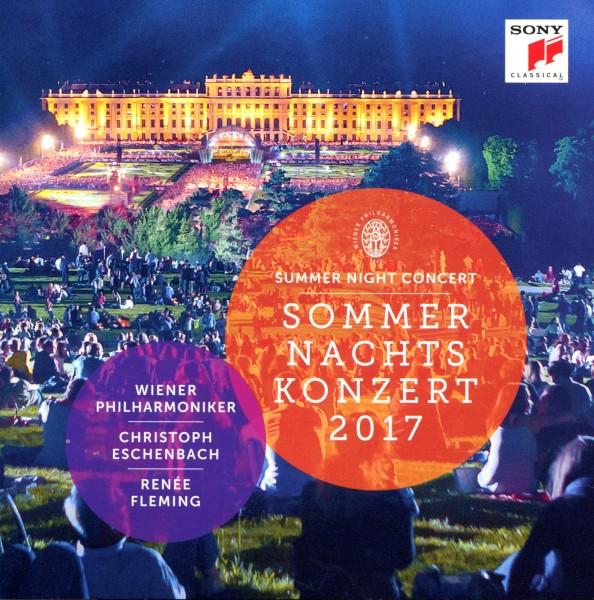 Sommernachtskonzert Schönbrunn 2017 CD