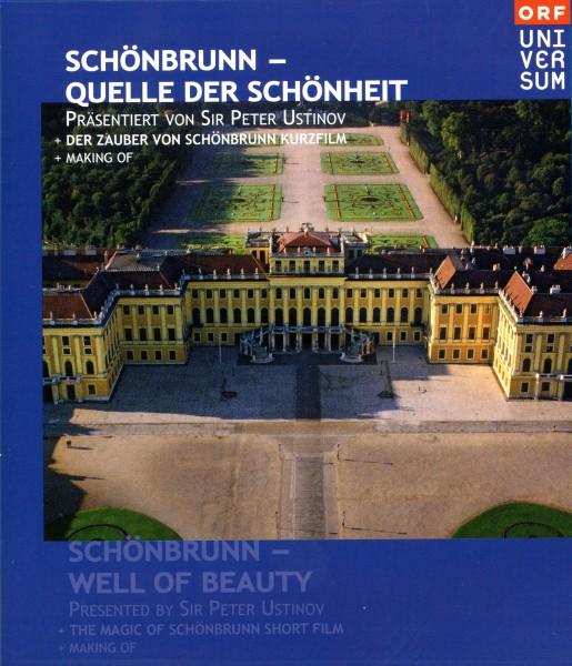 Universum: Schönbrunn (BLU-RAY)