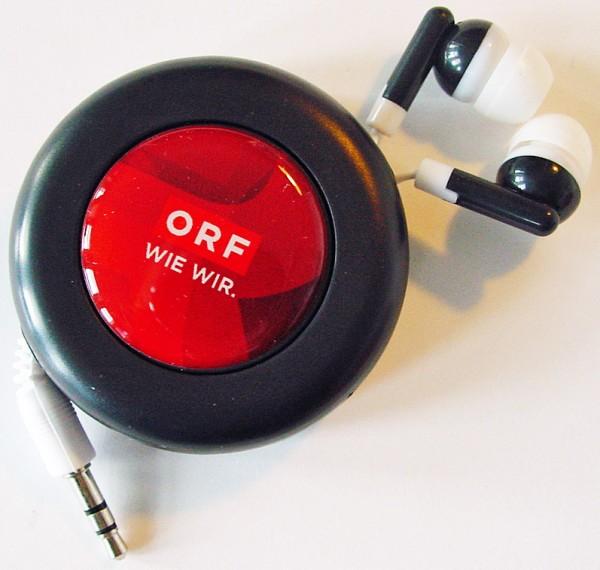 ORF Kopfhörer
