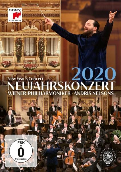Neujahrskonzert 2020 DVD