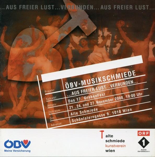 Grabenfest 2008 - ÖBV