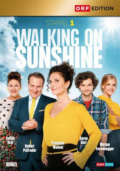 Walking on Sunshine: Staffel 1