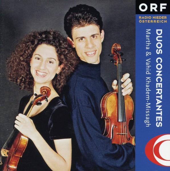 Duos Concertantes M.& V. Khadem