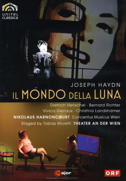 Joseph Haydn: Il Mondo Della Luna