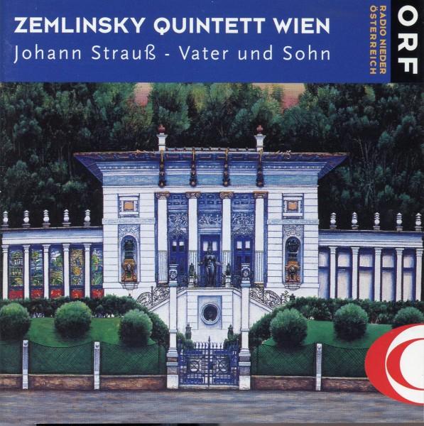 Zemlinsky Quintett Wien, Vol. 4